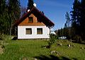 chata slovenský raj